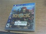 SONY Sony PlayStation 4 Game PS4 KNACK